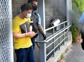 Retour en Cour à Drummondville de Jean-Luc Ferland accusé du meurtre au 2e degré de sa mère