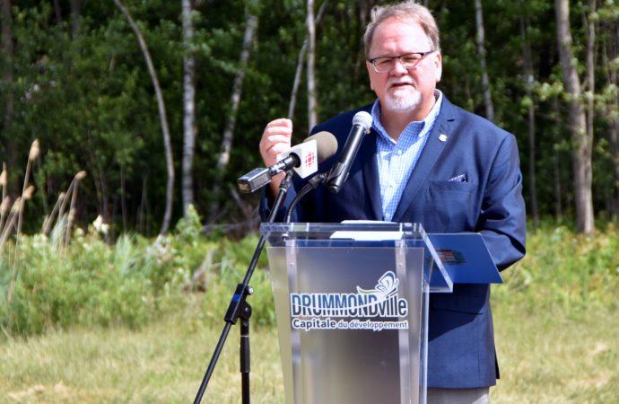 Drummondville fermement opposée à l'agrandissement du site d'enfouissement de Saint-Nicéphore