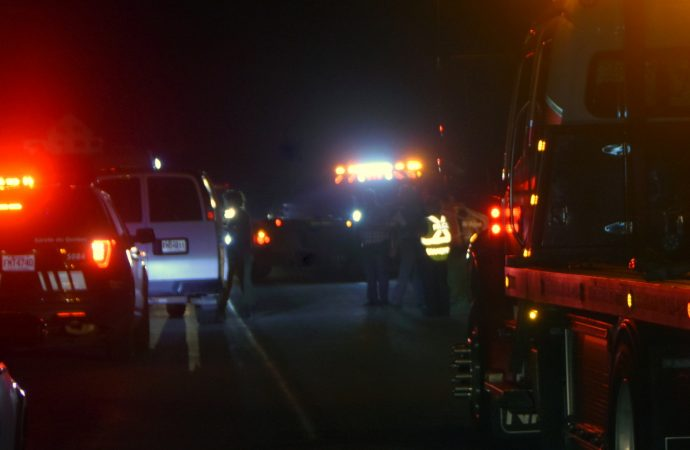 Un piéton heurté mortellement sur l'autoroute 20