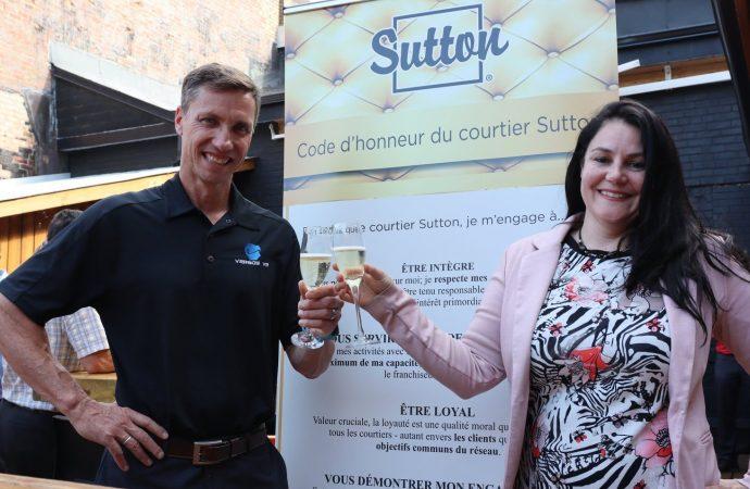 Groupe Sutton Alliance et Versom VR s'unissent pour offrir une nouvelle offre immobilière 3.0