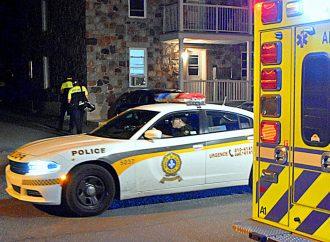 Invasion de domicile, agression et vol à Drummondville
