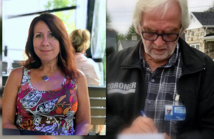 Drame de la rue Pinard, le Coroner Yvon Garneau dévoile l'identité de la victime : Suzanne Desjardins