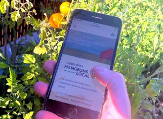 L'Union des producteurs agricoles lance l'application Mangeons local plus que jamais!