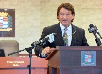 La Ville de Drummondville a un nouveau Maire, M. Alain Carrier officiellement élu à Drummondville