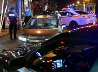 Altercation au parc Gérard-Perron, les policiers interviennent à nouveau pour ramener l'ordre