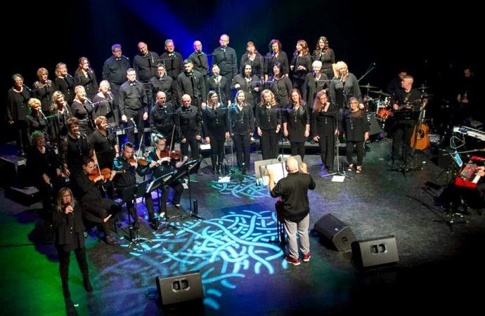 L'ensemble vocal ''Les Voix du Chœur'' de Drummondville en spectacle 12 et 13 novembre