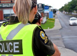 Vacances de la construction : La SQ dénombre 22 143 constats d'infraction et 8 décès sur nos routes