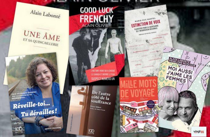 12 août – ''Journée j'achète un livre québécois'' une invitation du Vingt55 à la lecture d'ici