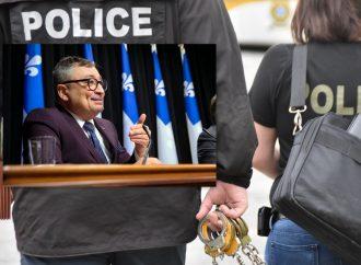 Harcèlement à l'endroit du Dr Arruda, trois chefs d'accusation déposés contre le Drummondvillois Sylvain Marcoux