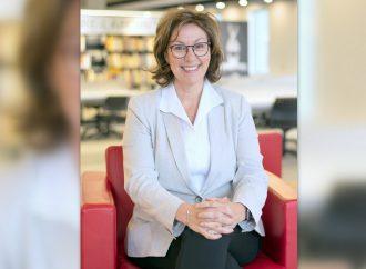 Après dix années à la barre du Cégep de Drummondville, Brigitte Bourdages tirera sa révérence
