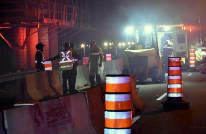 Travailleur de Signalétik inc. heurté mortellement sur un chantier de l'autoroute 20 : la CNESST dévoile les conclusions de son enquête