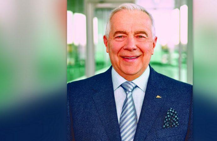 M. Alain Lemaire présidera la campagne 2020 de Centraide Centre-du-Québec