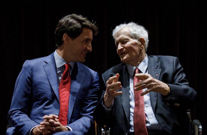 L'ancien premier ministre canadien John Turner est décédé à l'âge de 91 ans