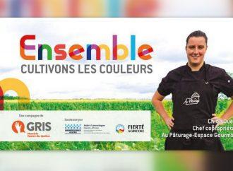 Le GRIS-Mauricie/Centre-du-Québec lance une toute première campagne visuelle de sensibilisation