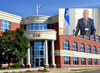 Dossier d'Investissement Québec au Centre-du-Québec, le Ministre André Lamontagne remet les pendules à l'heure