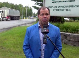 Agrandissement du site d'enfouissement: Les députés Lamontagne, Schneeberger et Waste Management s'expliquent sur l'annonce du ministre de l'Environnement