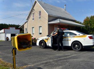 Démantèlement d'un réseau de production de drogues de synthèse en Estrie et au Centre-du-Québec