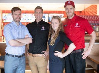 Pizza Salvatoré s'installe à Drummondville!