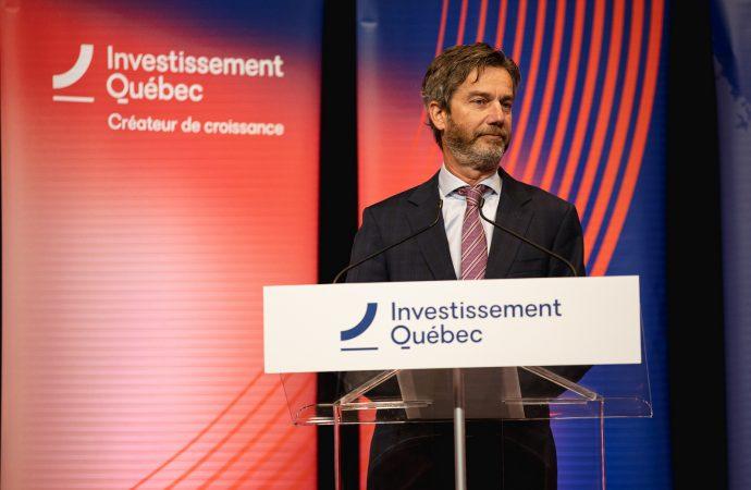 Le ministère de l'Économie et de l'Innovation et Investissement Québec accordent plus de 8,2M$  à deux PME du Centre-du-Québec