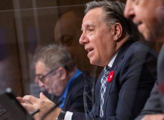Accusations de meurtre au premier degré contre Carl Girouard présumé responsable des attaques à Québec, François Legault offre ses condoléances aux familles