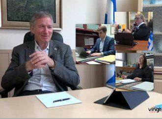 Chronique politique : André Lamontagne nous présente son équipe locale