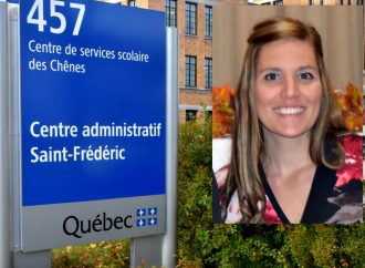Marie Pier Bessette présidera le conseil d'administration du Centre de services scolaire des Chênes