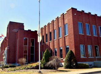 En hommage aux victimes de Québec La Ville de Drummondville met son drapeau en berne