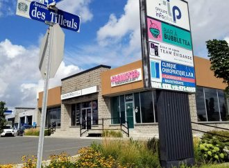 C'est l'ouverture officielle du nouveau Frank N Tea à Drummondville