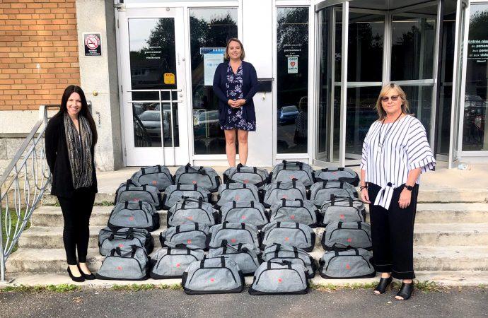 La Banque Nationale contribue à la réussite scolaire d'étudiants de Drummondville