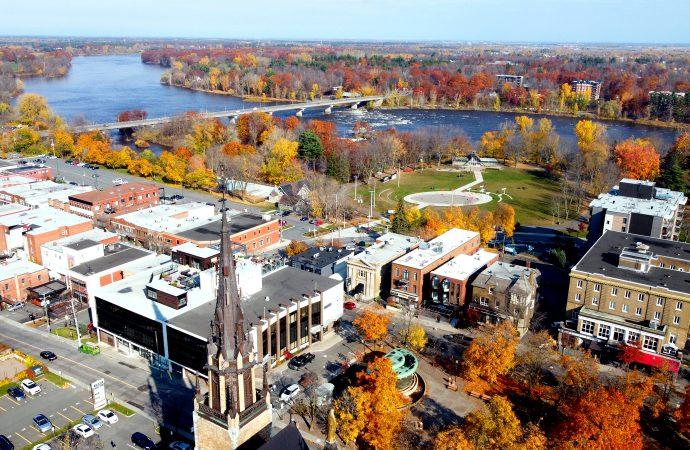 L'excellence des transports au Québec et à l'international un Prix Distinction est décerné à Drummondville