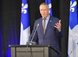 Le ministre André Lamontagne dresse le bilan d'une session historique pour l'agriculture et l'alimentation au Québec