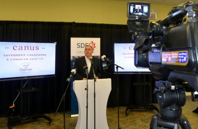 Investissement majeur et création d'emplois à Drummondville – Québec et BDC soutiennent la croissance de Canus