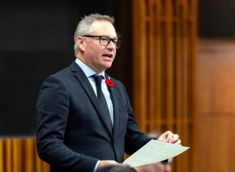 Protéger le français, le Bloc Québécois défendra son projet de loi C-223 assure Martin Champoux