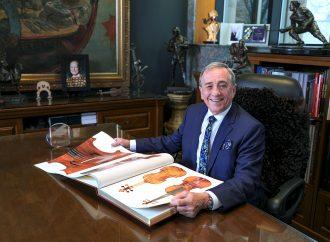 De grands honneurs pour le président de Canimex, Roger Dubois nommé officiellement membre de l'Ordre du Canada