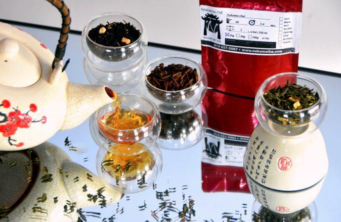 La chronique Nakama-Thé de Pascal Bouffard – La santé par le thé !