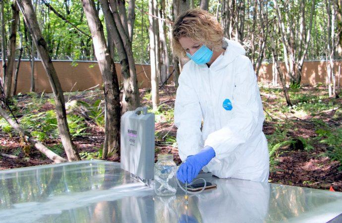 Une étude sur la décomposition cadavérique humaine au Centre-du-Québec