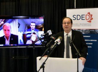 Un bilan plus que positif pour le PAUPME et le volet AERAM à Drummondville