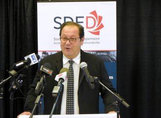 Le directeur général de la SDED Martin Dupont quitte officiellement ses fonctions pour prendre sa retraite