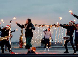 La magie de Noël s'empare aussi du Cégep de Drummondville