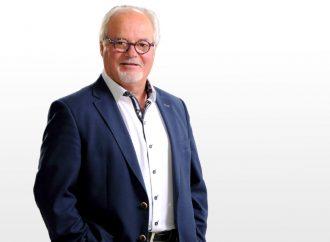 Le bâtisseur qui a transformé le visage architecturale drummondvillois, Denis Baril prend sa retraite