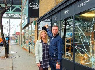 La Feuille Verte en pleine expansion de son concept Maison d'Herbes café-boutique annonce l'ouverture de cinq nouvelles concessions au Québec