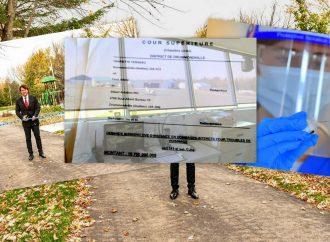 Revue de l'actualité Vingt55 – Voici ce qui a retenu l'attention à Drummondville en octobre, novembre et décembre 2020