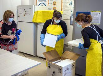 Une livraison inattendue de 1 500 doses permet d'accélérer la vaccination pour la Mauricie et Centre-du-Québec