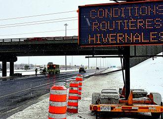 La SQ, les paramédics, Transport Québec et les remorqueurs sollicités sur le territoire Drummondvilois