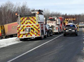 Accident mortel à Sainte-Eulalie – Une femme de 29 ans perd la vie