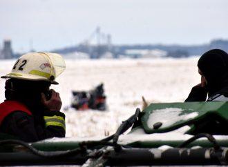 Un deuxième accident de motoneige avec blessé en autant de jours dans la MRC de Drummond