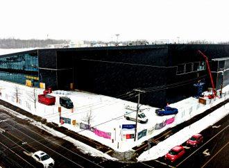 Centre sportif Girardin – L'ouverture est toujours prévue en septembre
