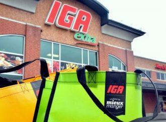 Les marchands IGA récoltent plus de 2,5 M$ afin de venir en aide aux familles dans le besoin et pour la recherche sur le cancer
