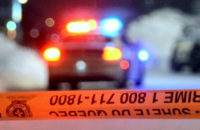 Un individu arrêté à Drummondville après avoir tenté d'incendier un véhicule à Ste-Clotilde-de-Horton