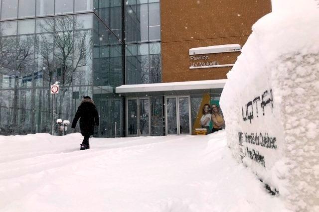 Trimestre d'hiver 2021- Croissance de la population étudiante à l'UQTR